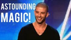 Britain's Got Talent S08E02 Darcy Oake