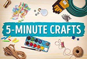 Watch 5 Minute Crafts