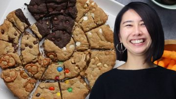 How-To-Make-A-Multi-Flavor-Skillet-Cookie-Recipe-With-Rie