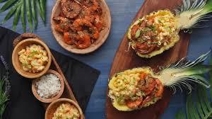 How-To-Make-Garlic-Shrimp-And-Hawaiian-Macaroni-Salad-•-Tasty
