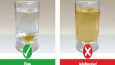 تشخیص عسل طبیعی با تقلبی