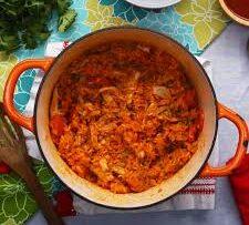 Arroz Con Pollo With Matt And Patrick Recipe by Tasty