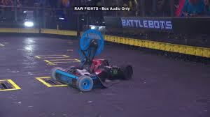 BattleBots Basement Tapes SKORPIOS vs. BLACK DRAGON