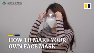 How-To-Make-Mask-At-Home-Mask-Making-