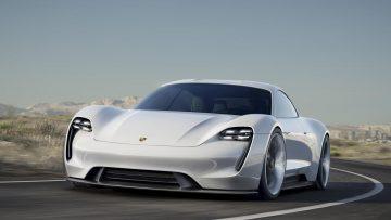 Porsche Mission E Renamed Tayca