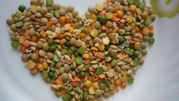 Properties of lentils