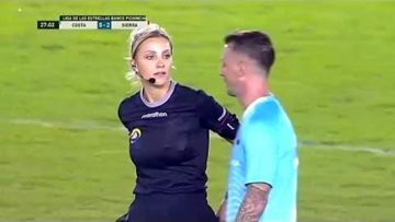 Rare Moments of Referees
