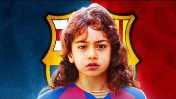 ارات حسینی نابغه بچه فوتبالیست ایرانی