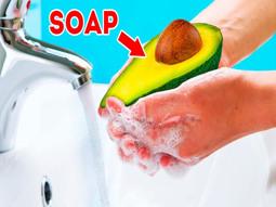 25 ترفند ساخت صابون خانگ