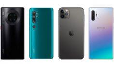 Best Camera Phones 2020 – Top 5 Best Smartphone Cameras