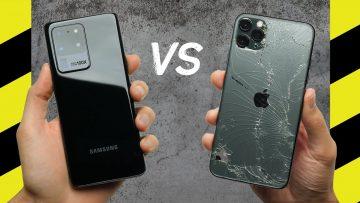 Galaxy-S20-Ultra-vs.-iPhone-11-Pro-Max-Drop-Test