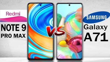 Samsung-Galaxy-A71-vs-Redmi-Note-9-Pro-Video-test