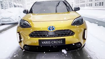 Toyota-Yaris-Cross-SUV-2021-Full-Presentation-New-Small-
