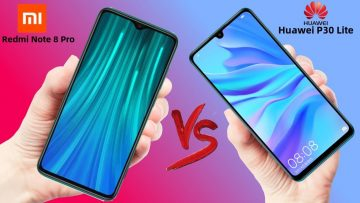 Xiaomi Redmi Note 8 Pro VS Huawei P30 Lite – Which is Better!!