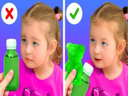 ترفند-های-جالب-برای-والدین-بچه-دار