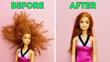 27-Magical-Tricks-for-Barbie-Dolls-and-Cleaning