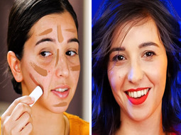 New-face-makeup-tricks-for-a-party-in-minutes