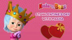 Masha-And-The-Bear-St.-Valentines-Day-with-Masha