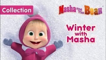 Masha-And-The-Bear-Winter-with-Masha