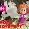 Masha-and-The-Bear-Home-Improvement-🏠-Episode-26