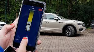 پارکینگ-خودکار-فولکس-واگن-توارگ