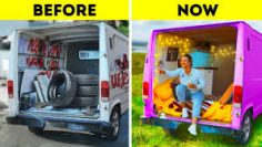 We-bought-an-old-Mercedes-Van-to-make-a-Camper-and-here_s-what-happened