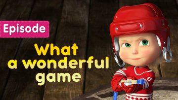 Masha-and-the-Bear-What-a-wonderful-game