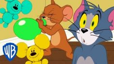 Tom-Jerry-Balloon-Blowing-Party