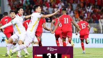 Oman 3 – 1 Vietnam